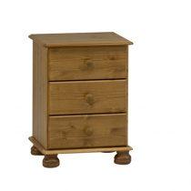richmond antique pine bedside
