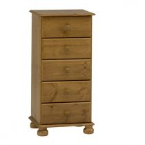 narrow chest drawers