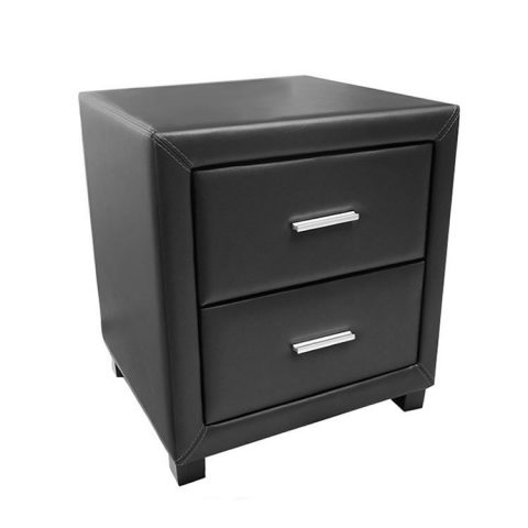 2 dorset Drawer Black