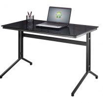 splice desk (dark grey leg)