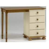 Richmond Cream & Pine Dressing Table