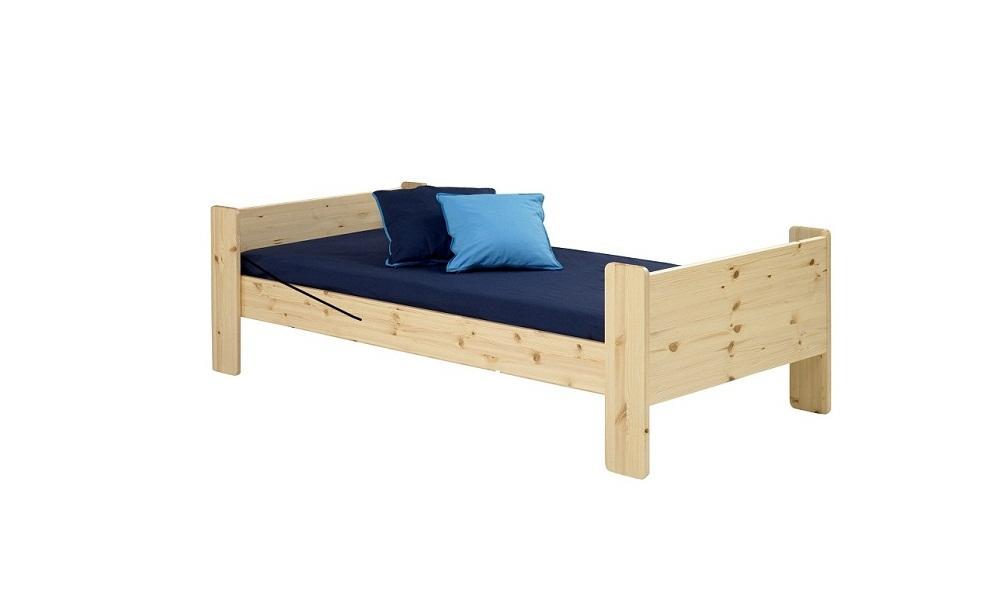 Furniturekraze ltd children s single pine bed for Childrens single beds