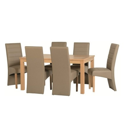 Belmont 6 Seater Dining Set