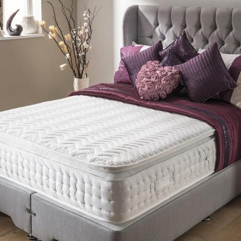 Belgravia Latex Pillowtop Bed