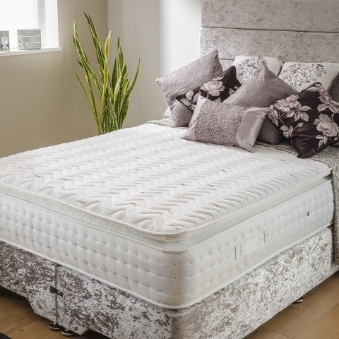 Mayfair Memory Pillowtop Bed
