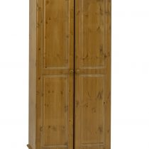 Richmond Antique Pine Wardrobe