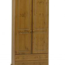 2 door 2 drawer wardrobe