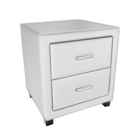 2 dorest Drawer White