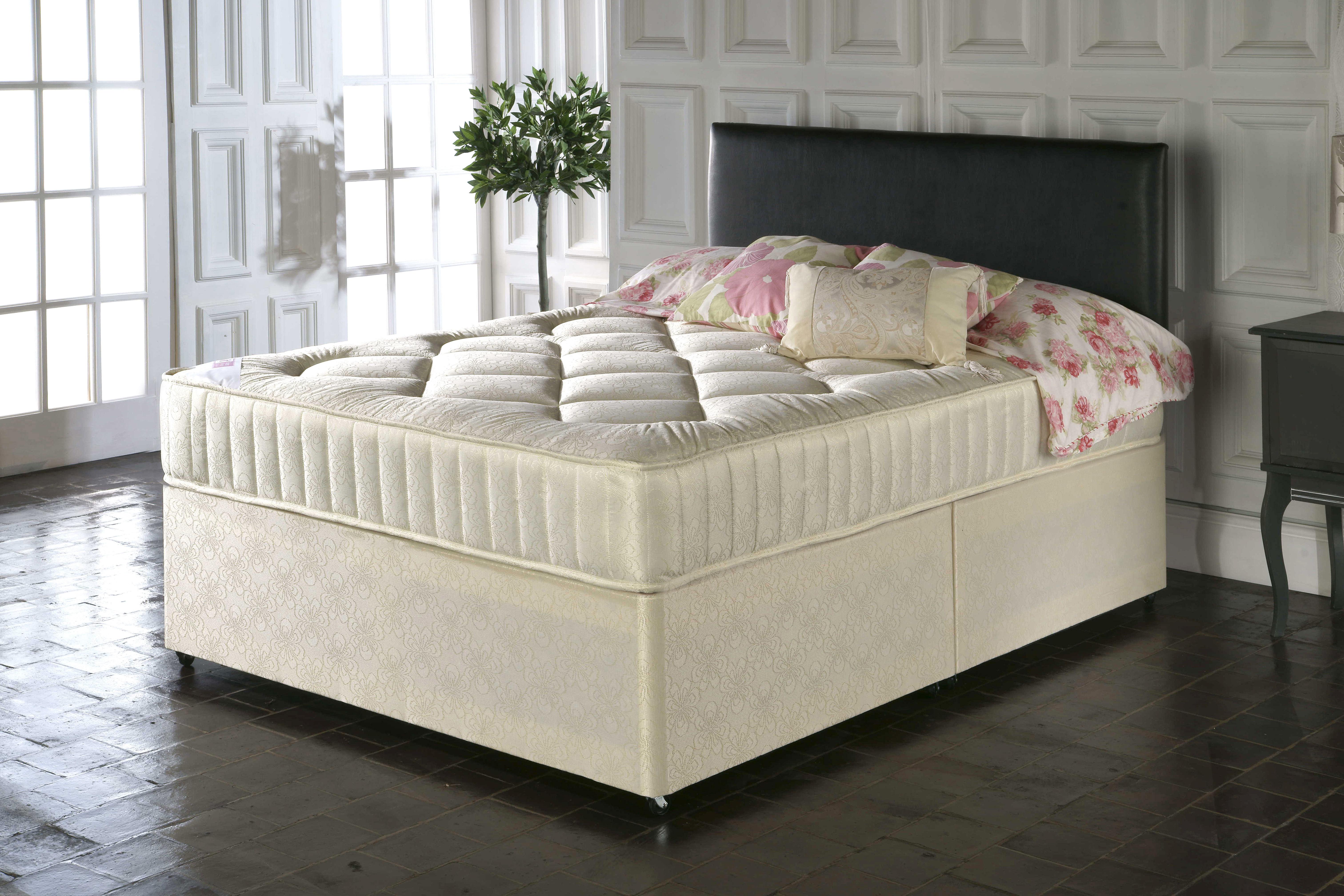 Furniturekraze Ltd Galaxy Orthopaedic Extra Long Bed