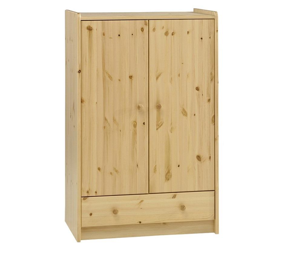 Furniturekraze ltd children s pine wardrobe for Childrens wardrobes uk