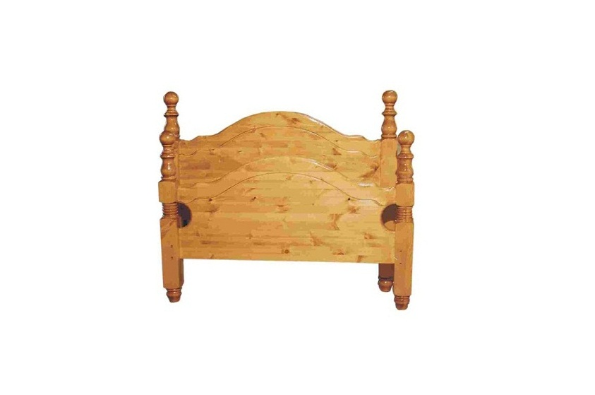 Coventry Solid Pine Bed
