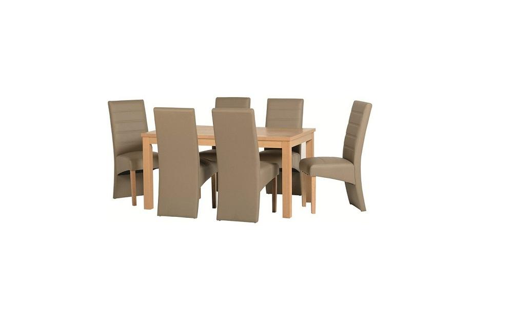Belmont 6 Seater Dining Set