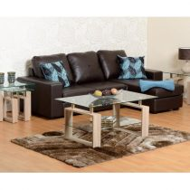 Benson Corner Sofa with Footstool