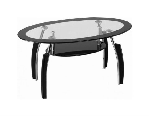 Elena Glass Coffee Table