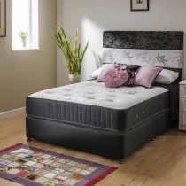 Memory Pocket Extra Long Bed