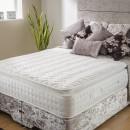 Mayfair Memory Pillow Top Pocket Sprung Extra Long Bed