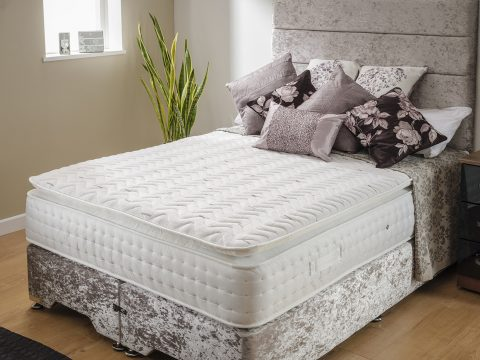 Mayfair Memory Pillowtop Bed