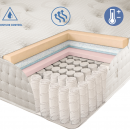La Femme Cooling Airflow Menopause Mattress