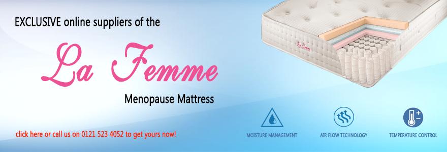 La Femme mattress
