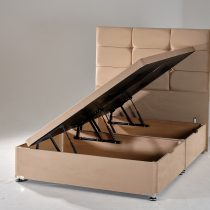 Side Lift Ottoman Bed